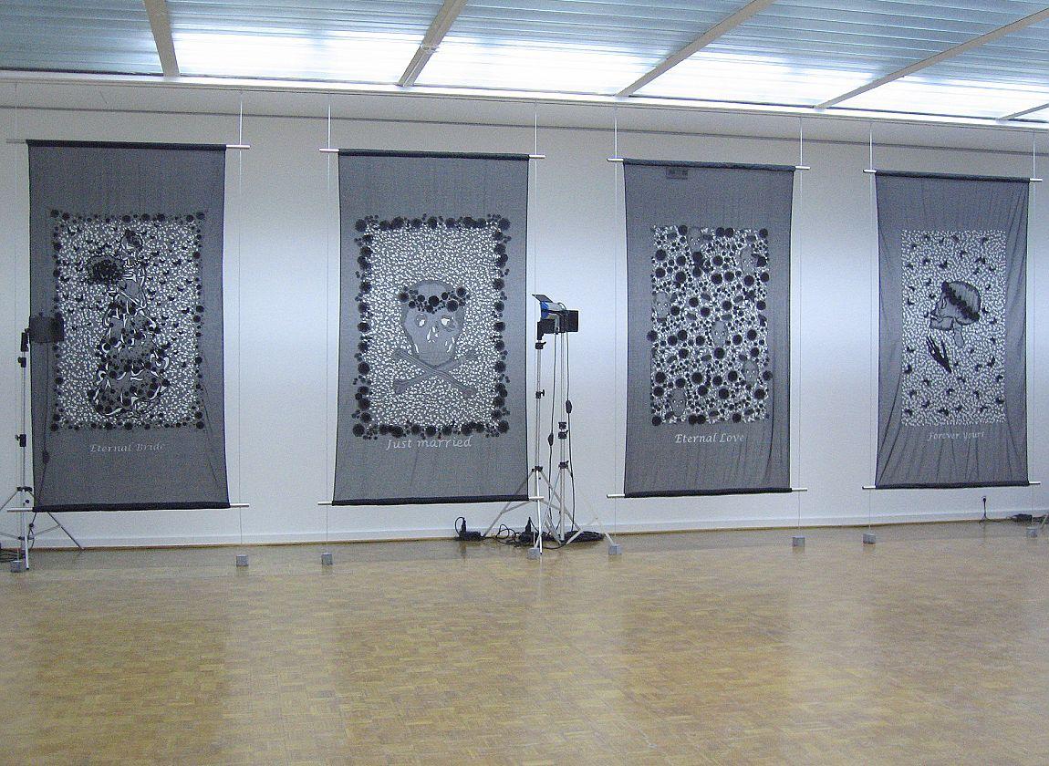 kunsthalle rostock wolfgang joop. Black Bedroom Furniture Sets. Home Design Ideas