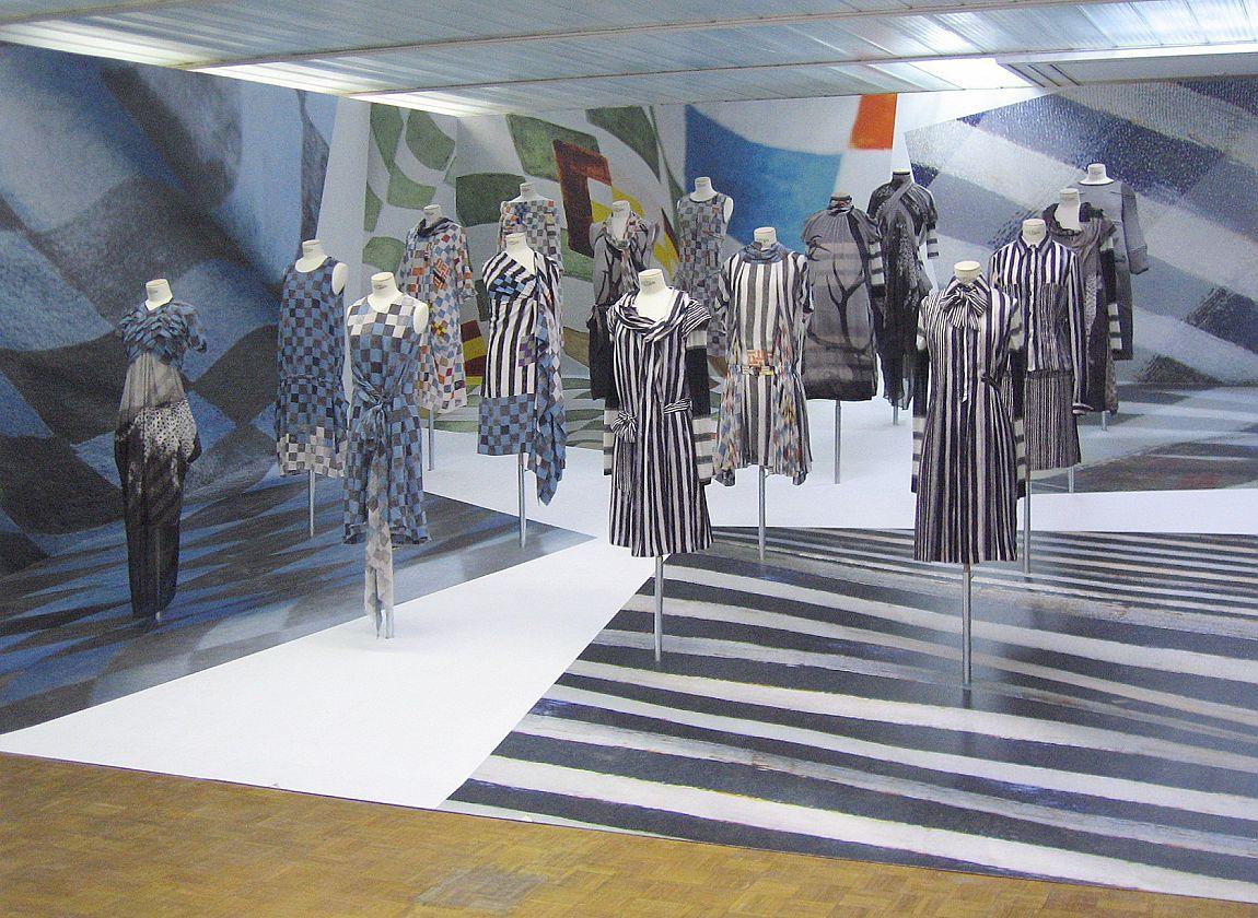 Blick in die Ausstellung