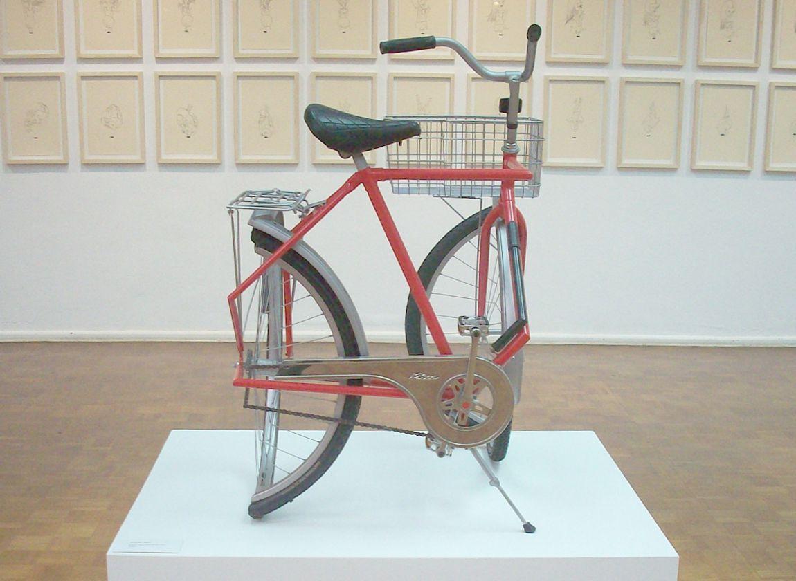Riga Dröhnt!, Blick in die Ausstellung