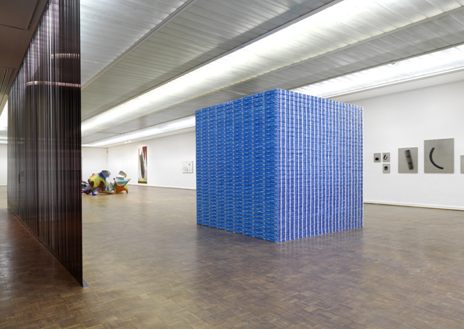 Portfolio Berlin I, Blick in die Ausstellung