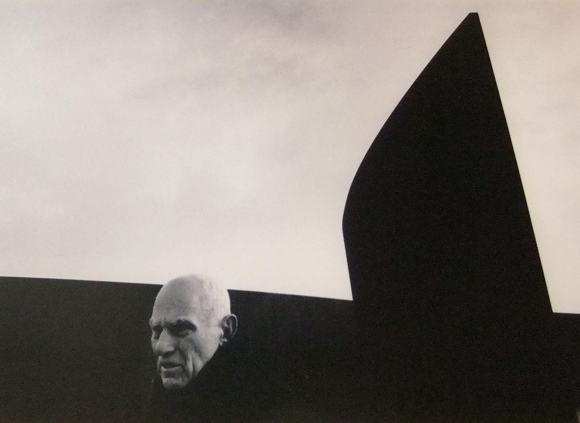 Richard Serra Portrait