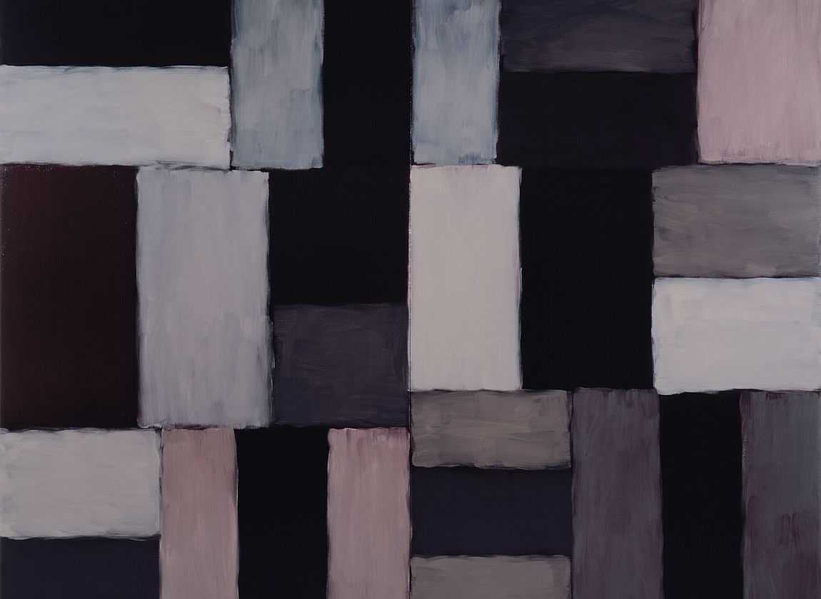 Sean Scully, Wall of Light Red Sea (Ausschnitt) © Studio Scully