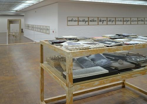 kunsthalle rostock g nther uecker. Black Bedroom Furniture Sets. Home Design Ideas