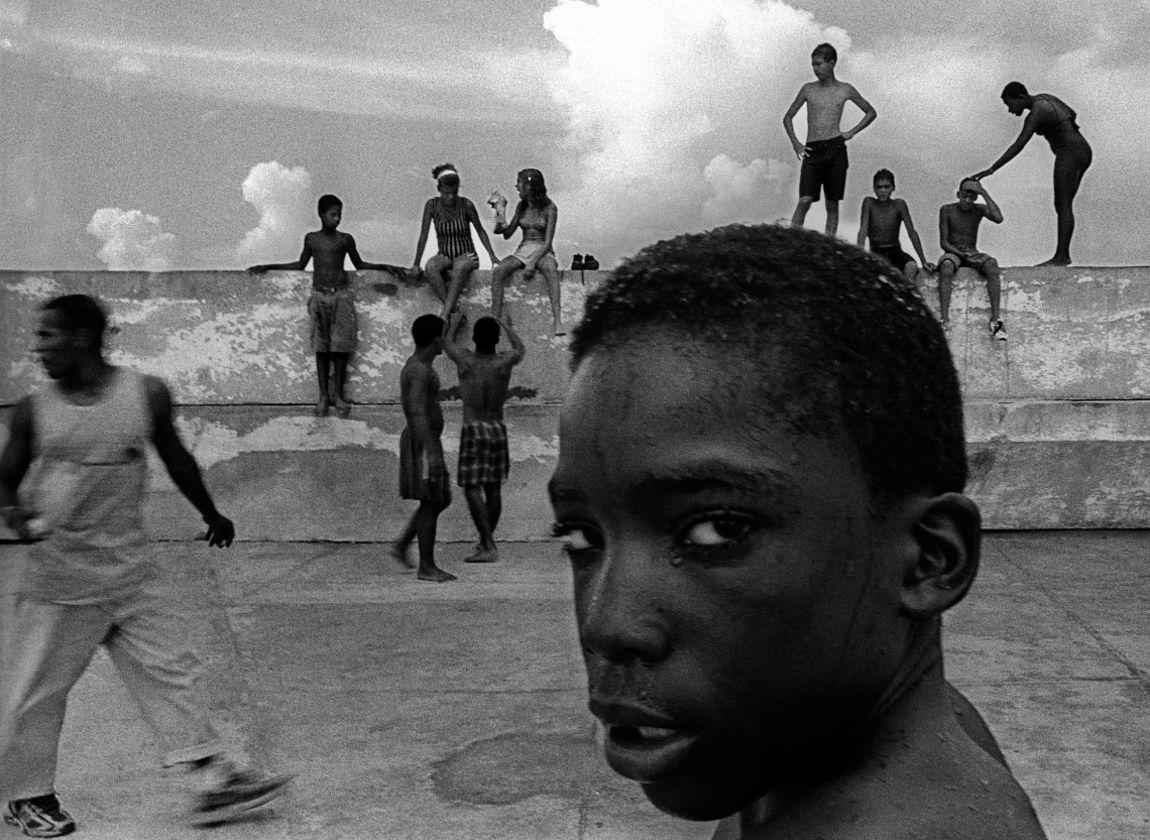 © Raul Cañibano, Serie Malecón, 2001–2002 (Ausschnitt)
