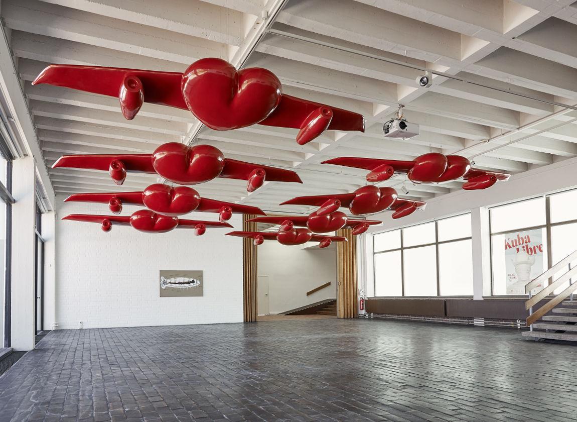 © Esterio Segura, Goodbye my Love, 2013 (Ausstellungsansicht)