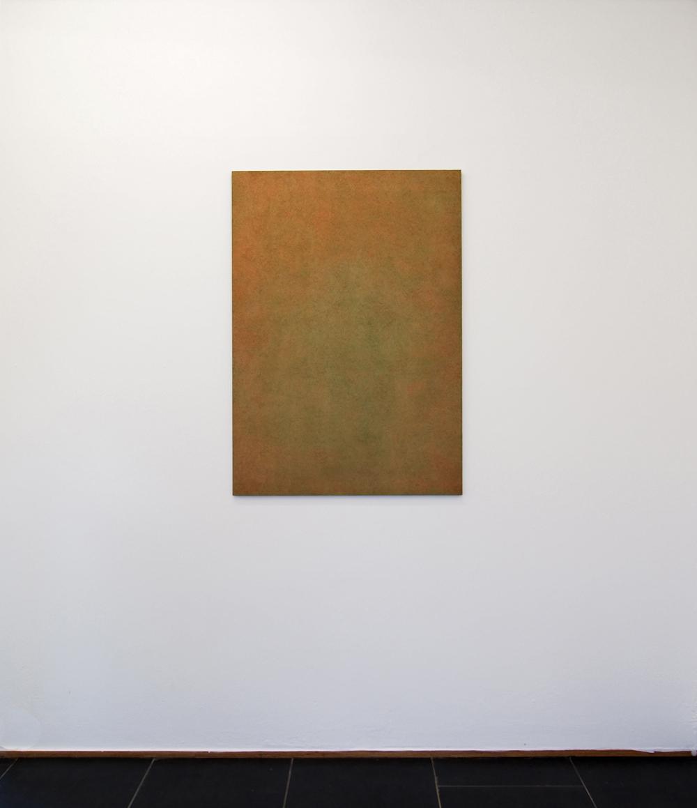 Christin Wilcken Die bodenlose Gegend, 2011 Pigment auf Büttenpapier auf Holz 105 x 74 x 1,5 cm  VG Bild-Kunst, Bonn