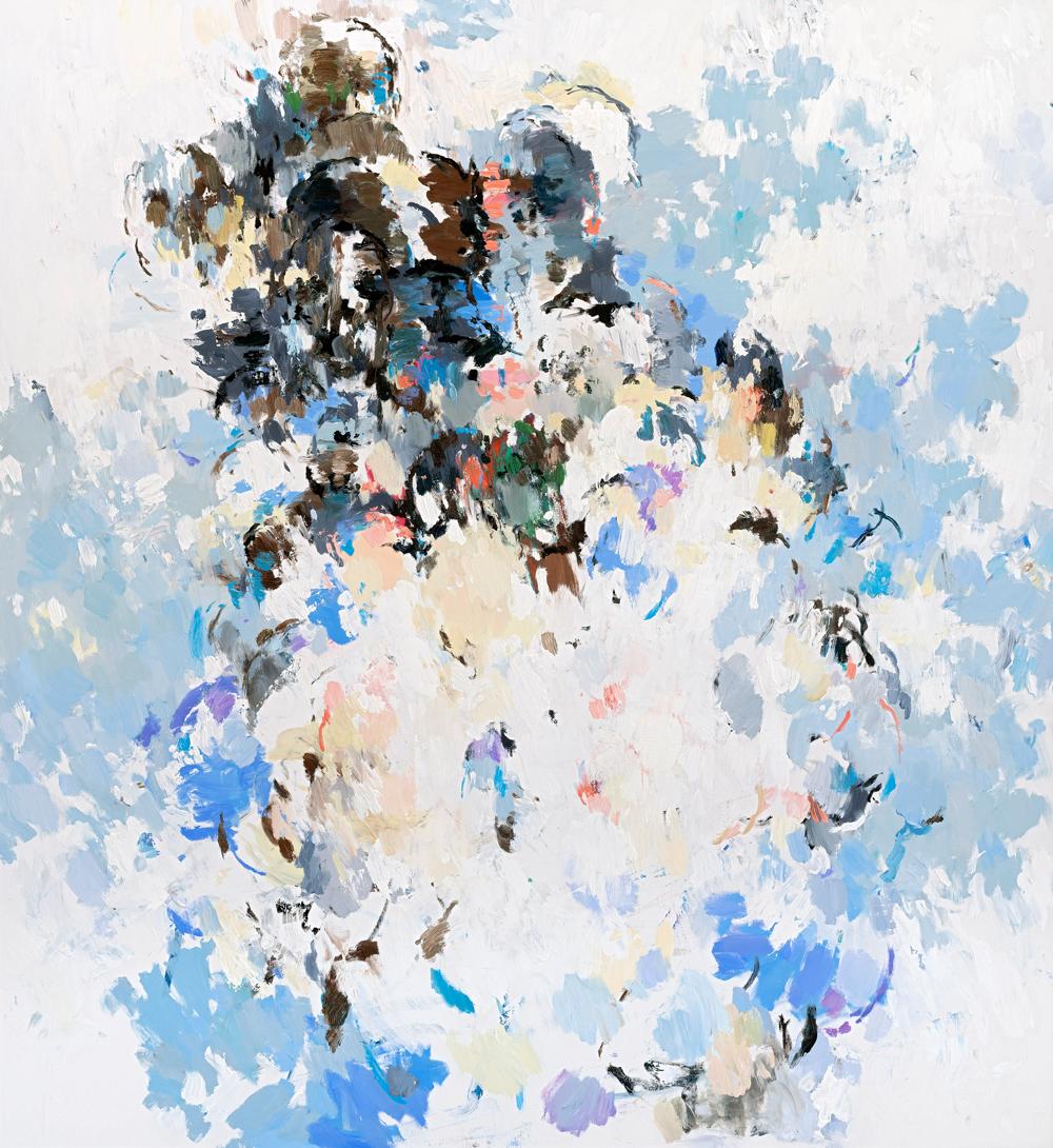 Uwe Kowski Traube, 2019 Öl auf Leinwand 180 x 165 cm Courtesy Galerie EIGEN + Art Leipzig/Berlin Foto: Uwe Walter, Berlin ⓒ VG Bild Kunst, Bonn