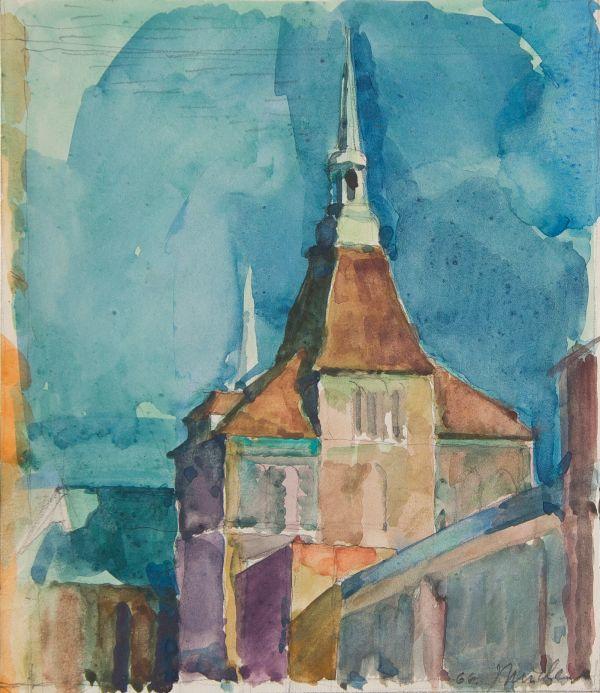 johannes-mueller-rostock-marienkirche-studie-1966-gouache-ueber-bleistift.jpg